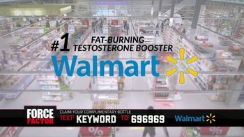 Force Factor Test X180 Ignite TV Spot, 'American' - Thumbnail 4