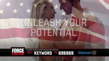 Force Factor Test X180 Ignite TV Spot, 'American' - Thumbnail 7