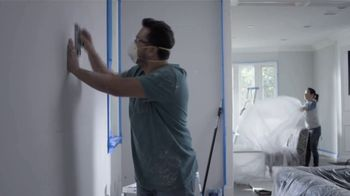 Lowe's Labor Day Savings TV Spot, 'Step One to Step Done: Valspar Paint + Primer' - Thumbnail 1