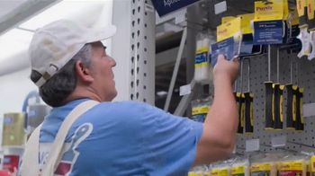 Lowe's Labor Day Savings TV Spot, 'Step One to Step Done: Valspar Paint + Primer' - Thumbnail 7
