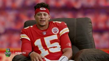 DIRECTV NFL Sunday Ticket TV Spot, 'Get This Close' Featuring Patrick Mahomes