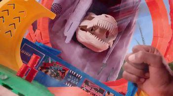Hot Wheels Monster Trucks T-Rex Volcano Arena TV Spot, 'Mysterious Surprises'