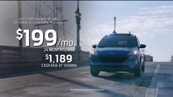 2022 Ford Escape TV Spot, 'Built For You by You: Escape' [T2] - Thumbnail 10