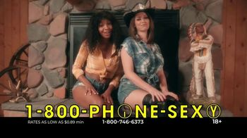 1-800-PHONE-SEXY TV Spot, 'Country Girls'