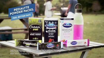 Pedialyte Powder Packs TV Spot, 'Feel Better Fast' - Thumbnail 6