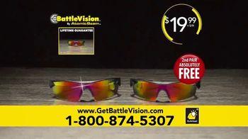 Battle Vision Storm Sunglasses TV Spot, 'Road Glare' - Thumbnail 8