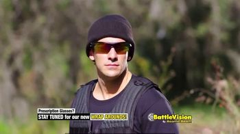 Battle Vision Storm Sunglasses TV Spot, 'Road Glare'
