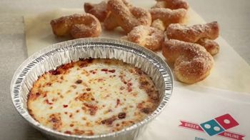 Domino's Dips & Twists Combos TV Spot, 'New Newness'
