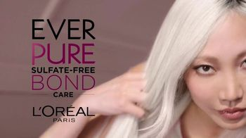 L'Oreal Paris EverPure Bond Care TV Spot, 'Strong Hair'