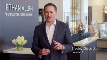 Ethan Allen October Sale TV Spot, 'Exceptional Quality: 20% Storewide' - Thumbnail 2