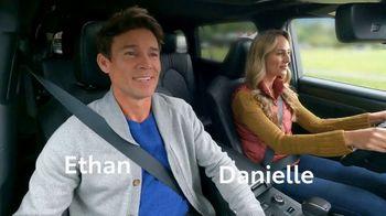 Toyota Fall Savings TV Spot, 'Back in Washington: Highlander' Feat. Danielle Demski, Ethan Erickson [T2] - Thumbnail 1