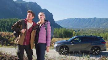 Toyota Fall Savings TV Spot, 'Back in Washington: Highlander' Feat. Danielle Demski, Ethan Erickson [T2] - Thumbnail 10