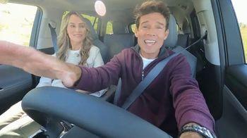Toyota Fall Savings TV Spot, 'Back in Washington: Highlander' Feat. Danielle Demski, Ethan Erickson [T2] - Thumbnail 5