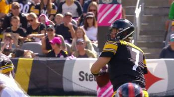 GEICO TV Spot, 'Play of the Day: Ben Roethlisberger' - 7 commercial airings