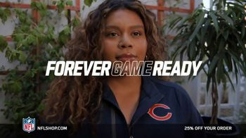 NFL Shop TV Spot, 'Forever Game Ready: Vibes: 25% Off' Song by Que Parks