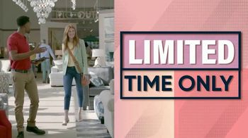 Rooms to Go Fall Sale TV Spot, 'Five-Piece Leather Living Room Set' - Thumbnail 2