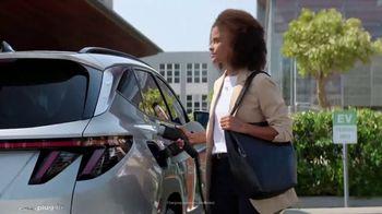2022 Hyundai Tucson Plug-In Hybrid TV Spot, 'Let's Talk Electric' [T1] - Thumbnail 1