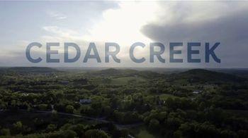 Cedar Creek TV Spot, 'The Secret to My Success' - Thumbnail 1