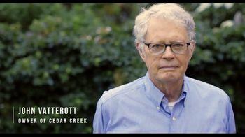 Cedar Creek TV Spot, 'The Secret to My Success' - Thumbnail 4