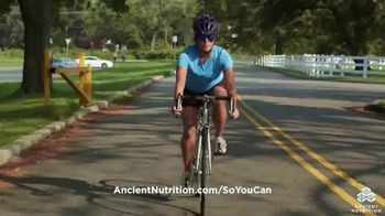 Ancient Nutrition TV Spot, 'Going Further' - Thumbnail 7