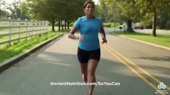 Ancient Nutrition TV Spot, 'Going Further' - Thumbnail 8