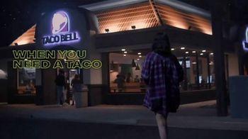 Taco Bell Cantina Crispy Melt Taco TV Spot, 'Beach' Song by BLOW - Thumbnail 7