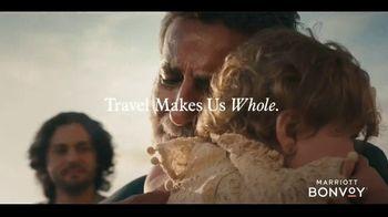 Marriott Bonvoy TV Spot, 'Travel Makes Us Daring'