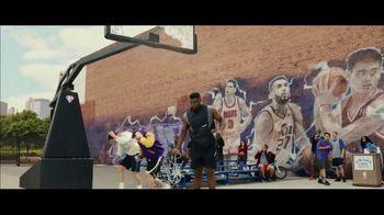 NBA TV Spot, 'Welcome to NBA Lane' Feat. Michael B. Jordan, LeBron James, Kevin Durant - Thumbnail 9
