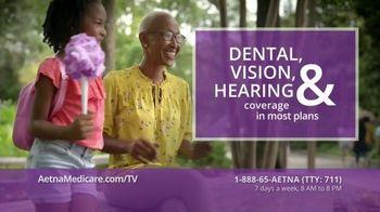 Aetna Medicare Advantage Plans TV Spot, 'Zoo: Benefits'