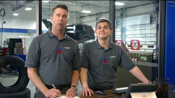 National Tire & Battery TV Spot, 'Two Advisors: Ugh: Save Up to $200 on Michelin' - Thumbnail 1