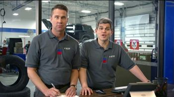 National Tire & Battery TV Spot, 'Two Advisors: Ugh: Save Up to $200 on Michelin' - Thumbnail 2