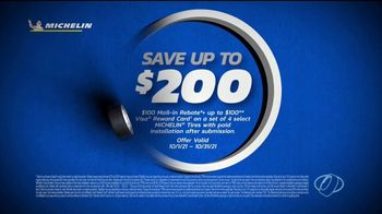 National Tire & Battery TV Spot, 'Two Advisors: Ugh: Save Up to $200 on Michelin' - Thumbnail 4