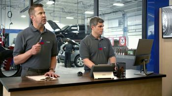National Tire & Battery TV Spot, 'Two Advisors: Loophole: Save Up to $200 on Michelin'