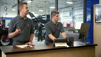 National Tire & Battery TV Spot, 'Two Advisors: Loophole: Save Up to $200 on Michelin' - Thumbnail 3