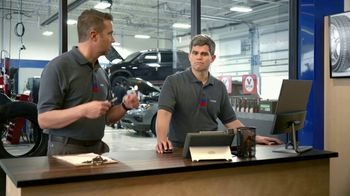 National Tire & Battery TV Spot, 'Two Advisors: Loophole: Save Up to $200 on Michelin' - Thumbnail 5