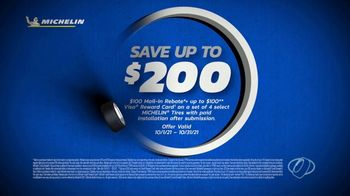 National Tire & Battery TV Spot, 'Two Advisors: Loophole: Save Up to $200 on Michelin' - Thumbnail 6