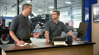 National Tire & Battery TV Spot, 'Two Advisors: Loophole: Save Up to $200 on Michelin' - Thumbnail 8