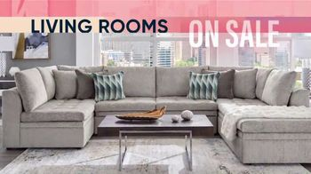 Rooms to Go Fall Sale TV Spot, 'Four Days Remain'
