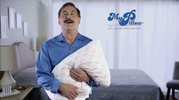 My Pillow TV Spot, 'Deep Discount Interruption: Clients Reviews' - 18 commercial airings