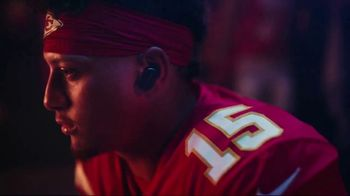Bose TV Spot, 'Patrick Mahomes Rules the Quiet' Song by Vo Williams