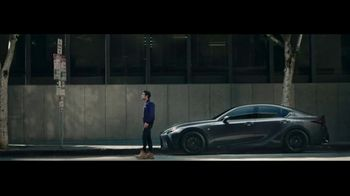 Lexus IS 500 TV Spot, 'Marvel: Parking Spot' Featuring Kumail Nanjiani [T1]