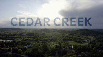 Cedar Creek TV Spot, 'What I Need Most' - Thumbnail 1