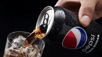 Pepsi Zero Sugar TV Spot, 'Social Media Updates'