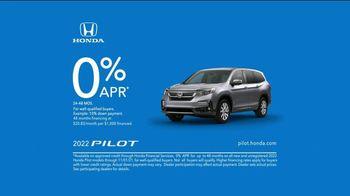 Honda Summer Sales Event TV Spot, 'Every Summer Adventure: HR-V, Accord, Pilot' Song by Danger Twins [T2] - Thumbnail 1