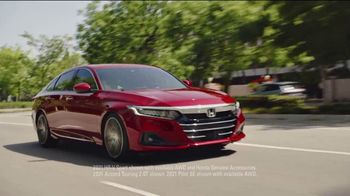 Honda Summer Sales Event TV Spot, 'Every Summer Adventure: HR-V, Accord, Pilot' Song by Danger Twins [T2] - Thumbnail 3