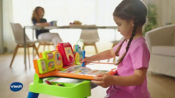 VTech Get Ready for School Learning Desk TV Spot, 'Way to Discover'