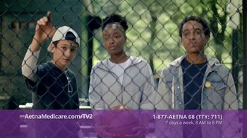 Aetna Medicare Advantage Plans TV Spot, 'Hoops: Age Actively'
