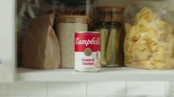 Campbell's Cream of Chicken Soup TV Spot, 'What's for Dinner: Make Magic' - Thumbnail 3