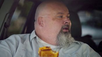 Sonic Drive-In Grilled Cheese Double Burger TV Spot, 'Debate: What Came First?' - Thumbnail 4