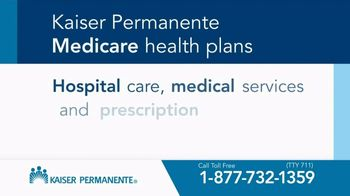 Kaiser Permanente Medicare Health Plans TV Spot, 'California: My Mission' - Thumbnail 6